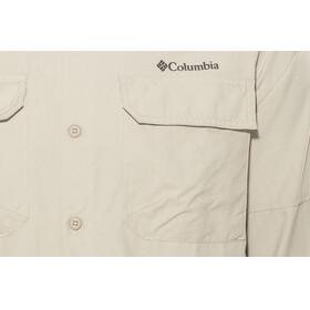 Columbia Silver Ridge II longsleeve Heren beige